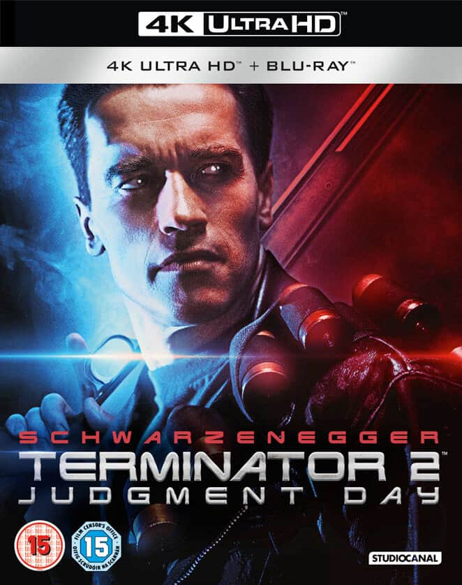 Terminator 2 Judgment Day 4K