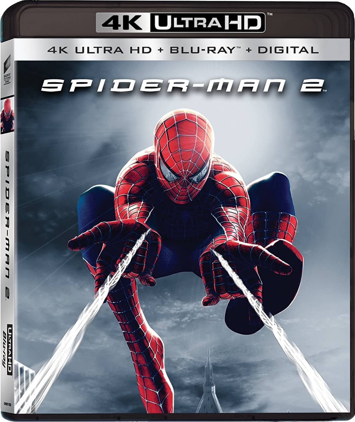 Spider-Man 2 2004 REMUX HDR 4K Ultra HD