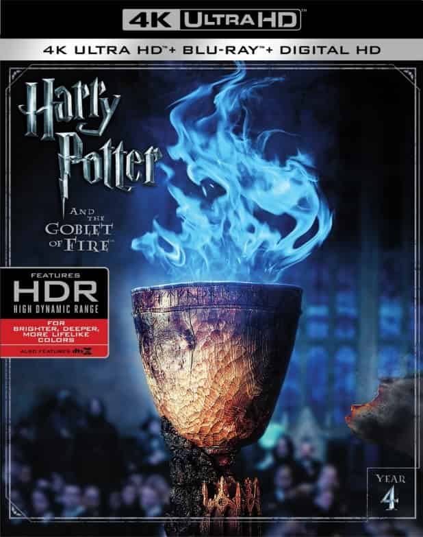 Harry Potter and the Goblet of Fire 2005 Ultra HD 4K 2160P HEVC