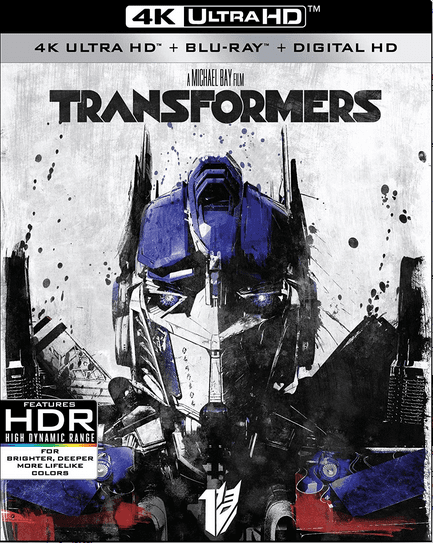 Transformers 2007 4K Ultra HD 2160p