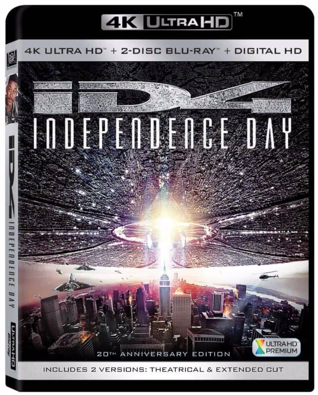 Independence Day Resurgence 4K 2016