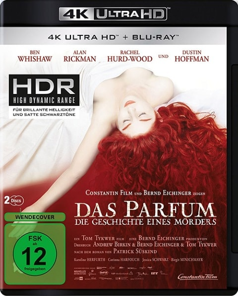 Perfume The Story of a Murderer 4K 2006 Ultra HD 2160p