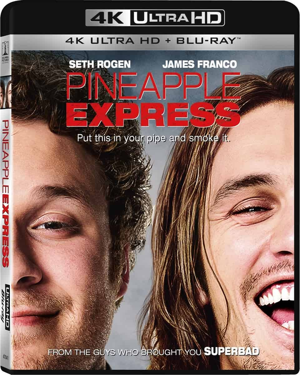 Pineapple Express 4K 2008 Ultra HD 2160P