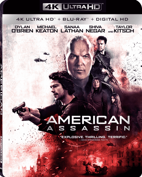 American Assassin 4K 2017