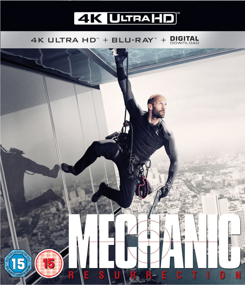 Mechanic Resurrection 4K 2016