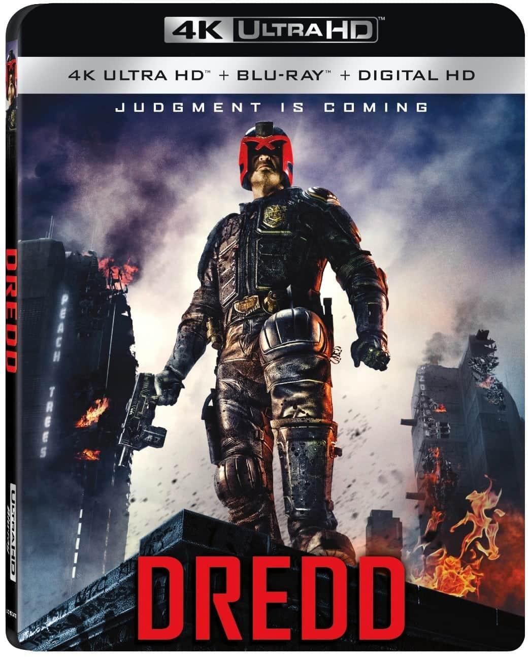 Dredd 4K 2012 Ultra HD 2160p