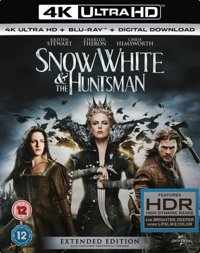 Snow White and the Huntsman 4K 2012 Ultra HD 2160p