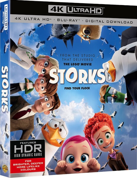 Storks 4K 2016 Ultra HD 2160p
