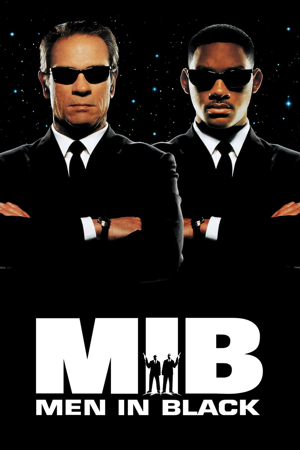 Men in Black 4K 1997