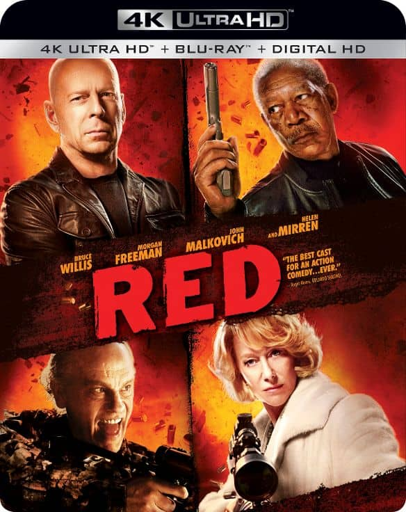 RED 4K 2010 Ultra HD 2160p