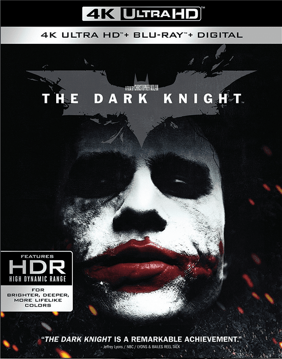 The Dark Knight 4K 2008