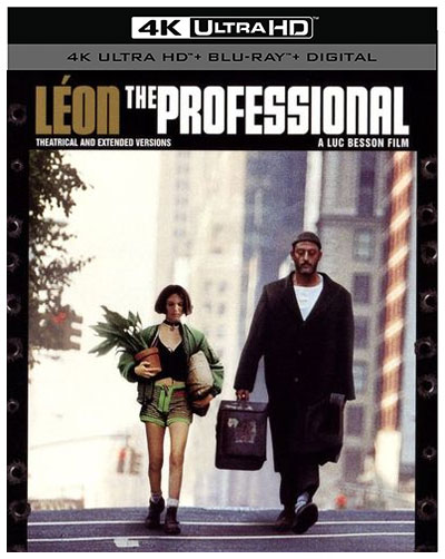 Leon The Professional 4K 1994