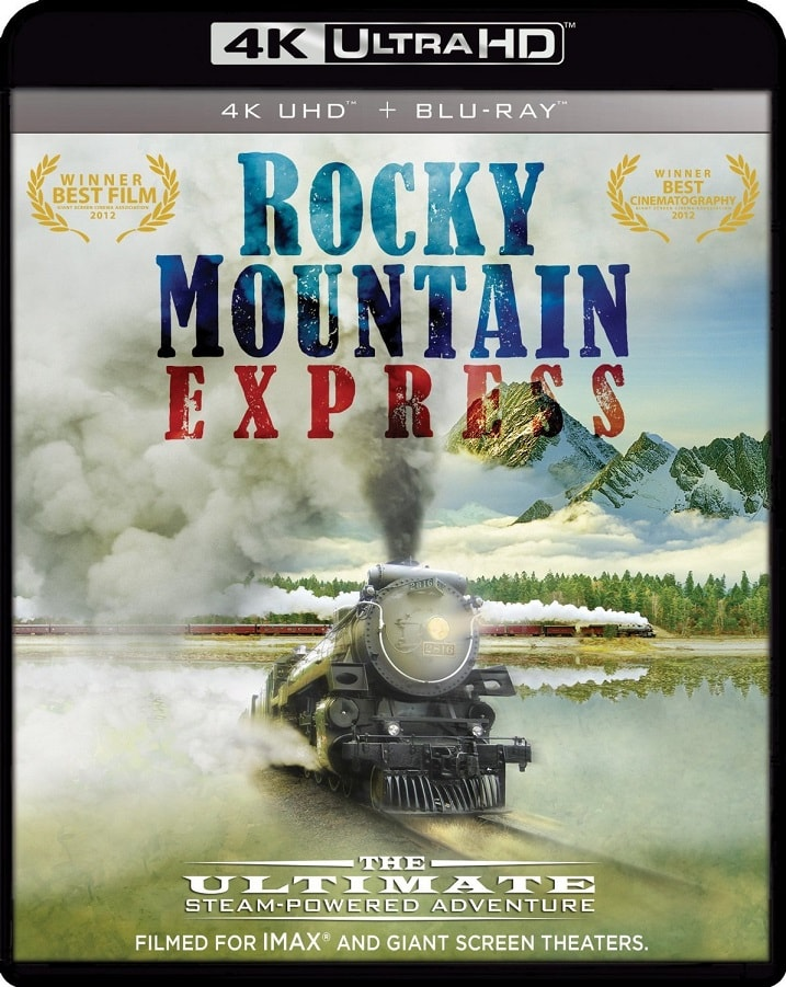 Rocky Mountain Express 4K 2011 Ultra HD 2160p