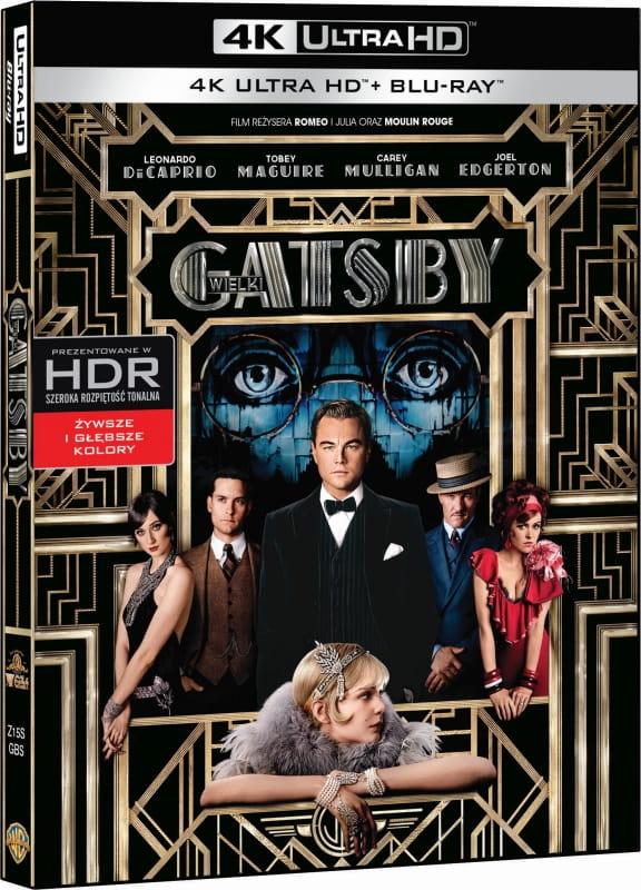 The Great Gatsby 4K 2013 Ultra HD 2160p
