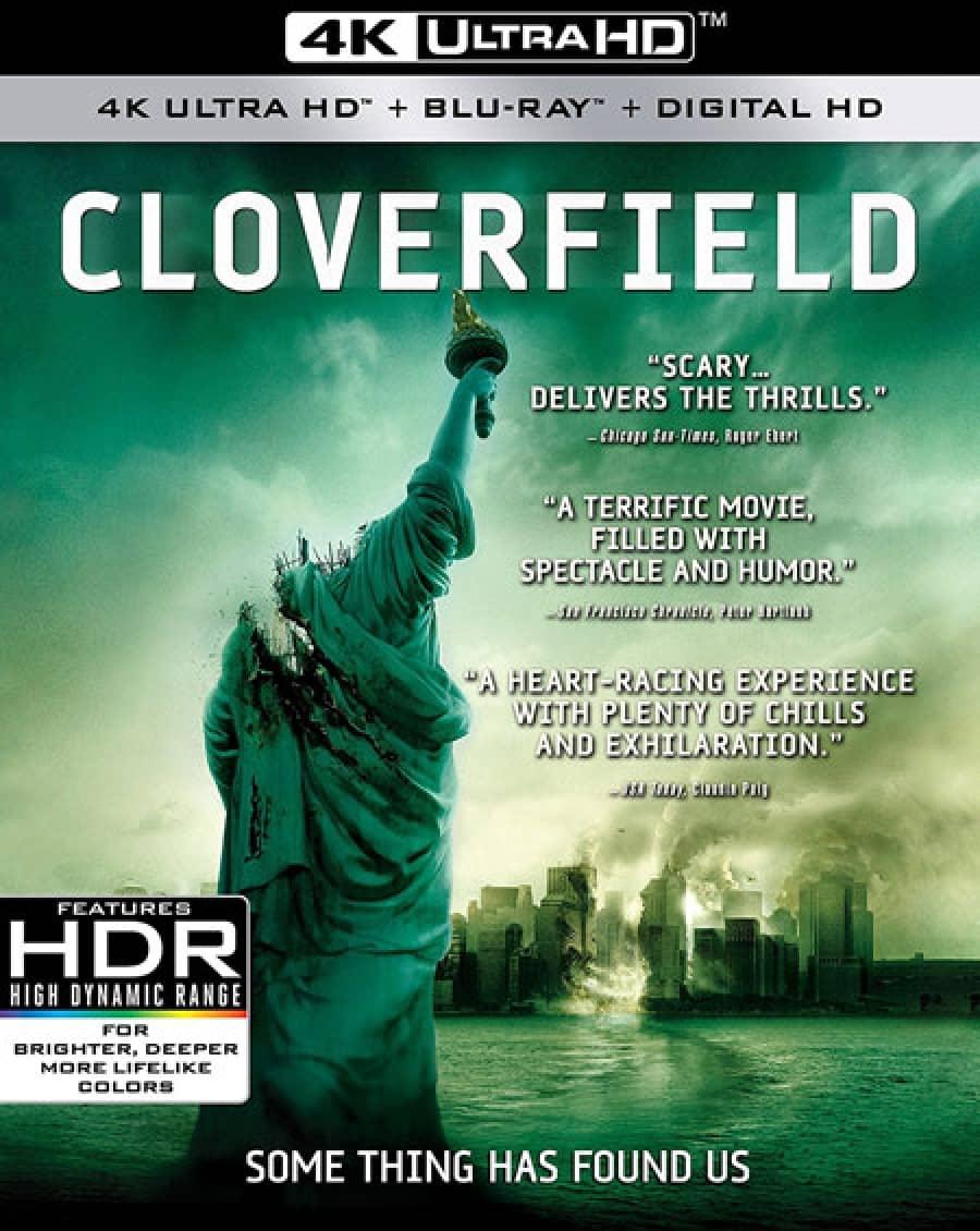 Cloverfield 4K 2008 Ultra HD 2160p