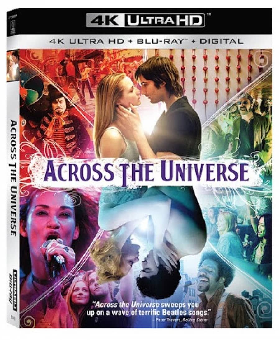 Across the Universe 4K 2007