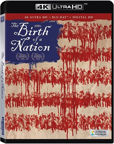 The Birth of a Nation 4K 2016