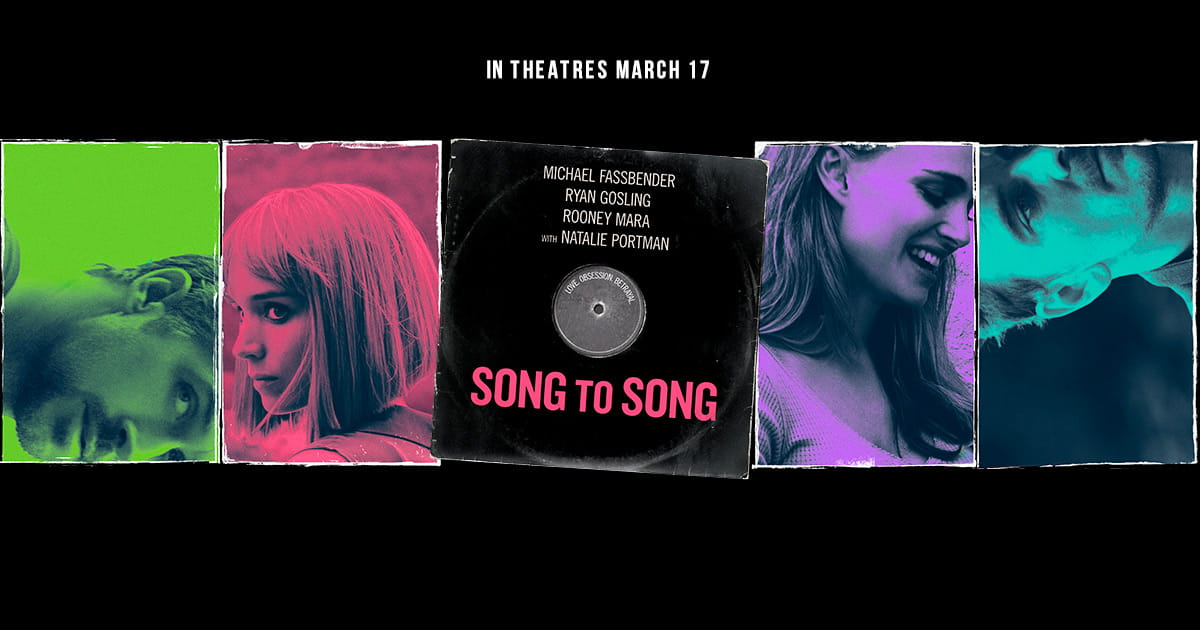 Song to Song 4K 2017 Ultra HD 2160p
