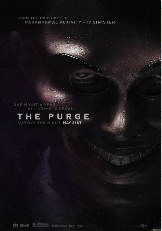 The Purge 4K 2013 Ultra HD 2160p