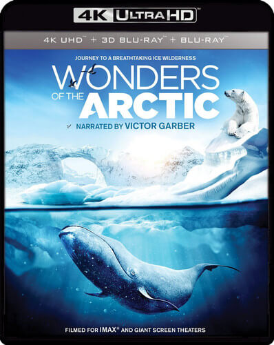 Wonders of the Arctic 4K 2014 DOCU