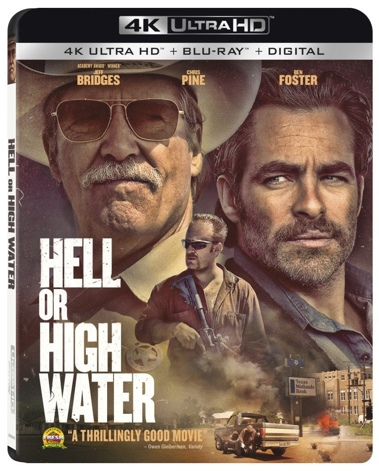 Hell or High Water 4K 2016