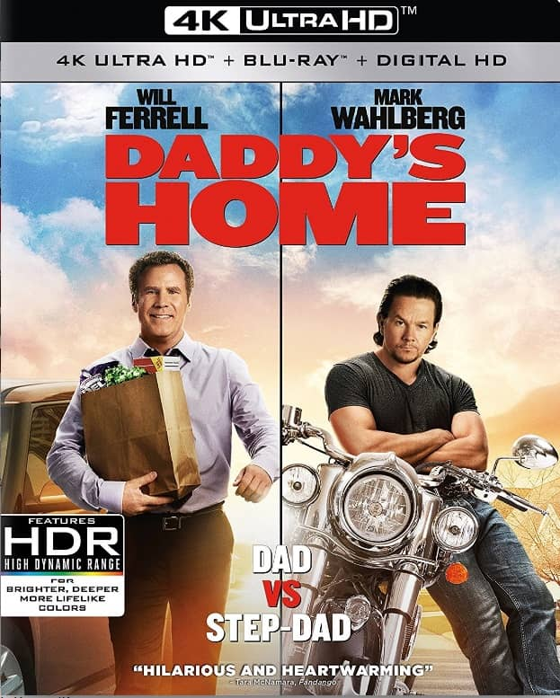 Daddy's Home 4K 2015 Ultra HD 2160p