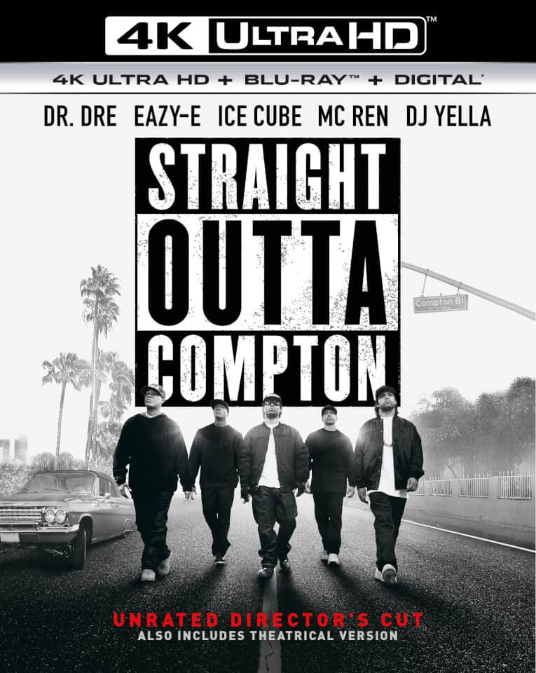 Straight Outta Compton 4K 2015 Ultra HD 2160p