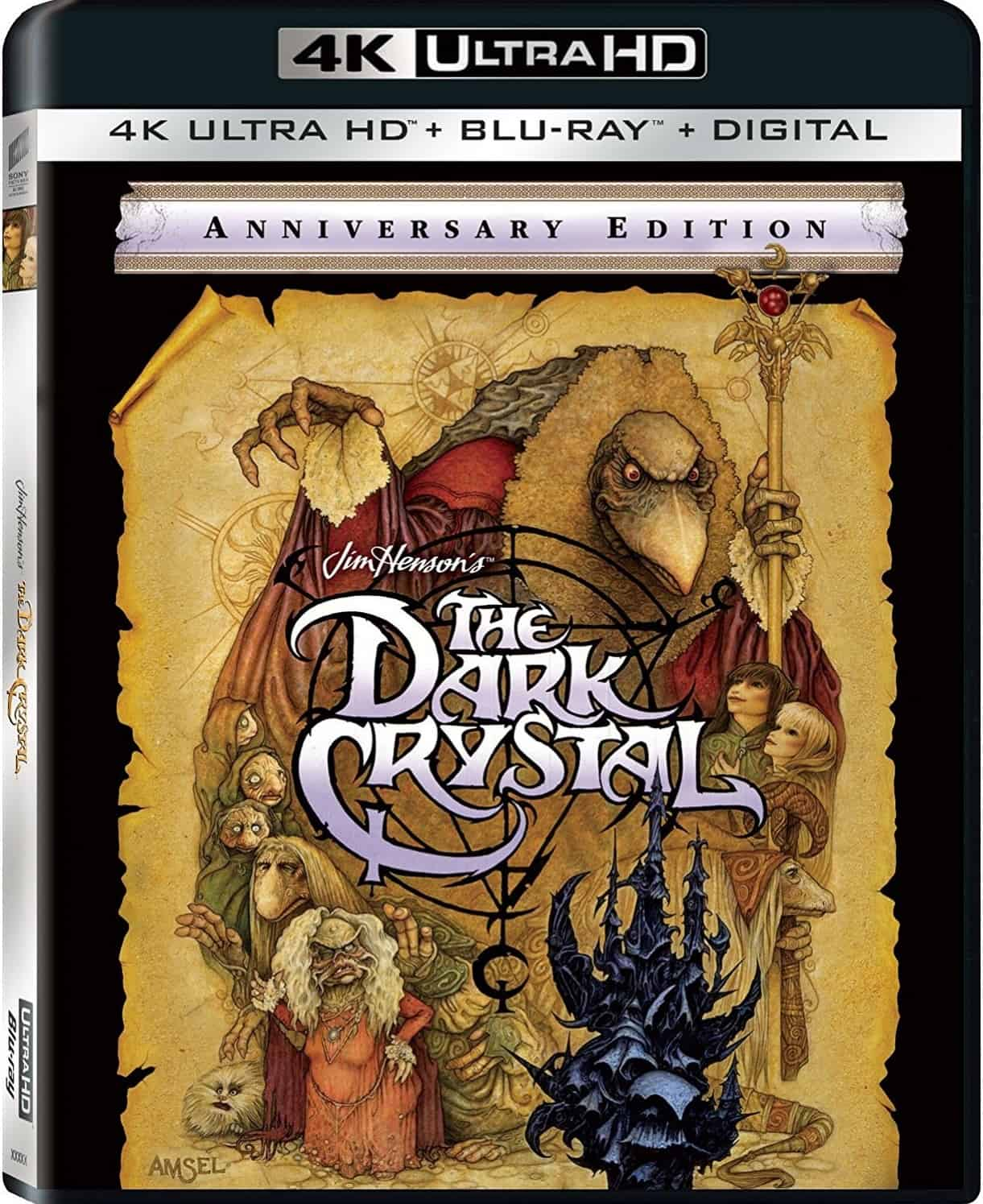 The Dark Crystal 4K 1982