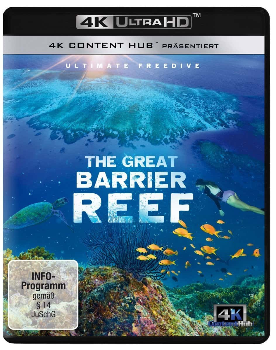 The Great Barrier Reef 4K 1999 Ultra HD 2160p