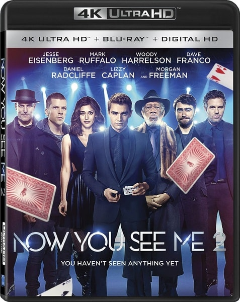Now You See Me 2 4K 2016