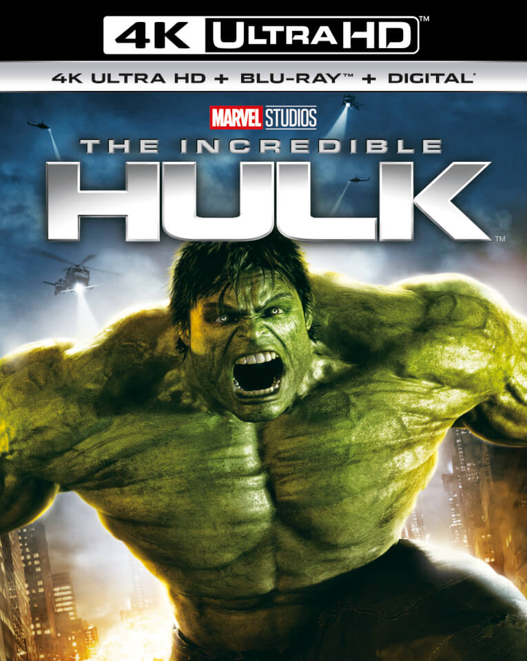 The Incredible Hulk 4K 2008
