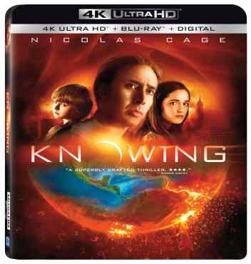 Knowing 4K 2009 Ultra HD 2160p