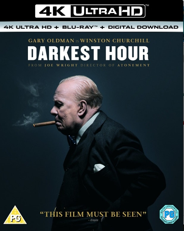 Darkest Hour 4K 2017