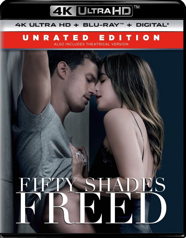 Fifty Shades Freed 4K 2018 Ultra HD 2160p