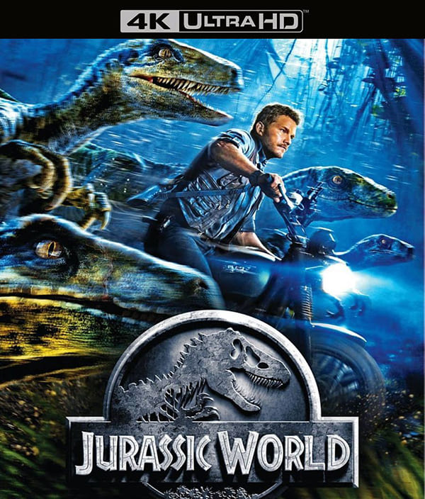 Jurassic World 4K 2015 Ultra HD 2160p