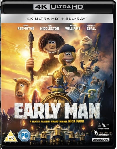 Early Man 4K 2018 Ultra HD 2160p