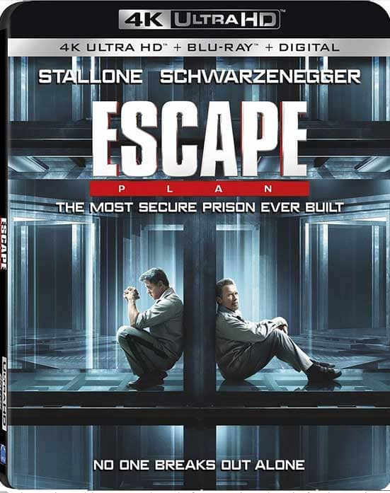Escape Plan 4K 2013 Ultra HD 2160p