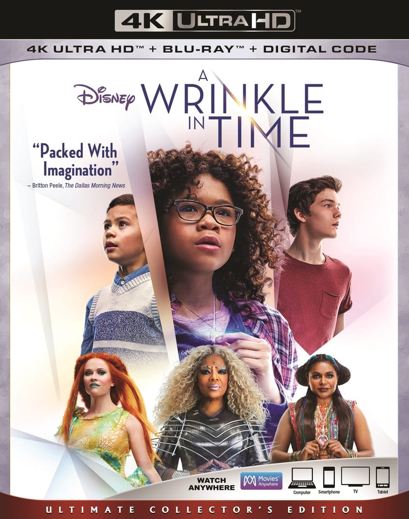 A Wrinkle in Time 4K 2018 Ultra HD 2160p