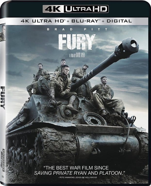 Fury 4K 2014 Ultra HD 2160p