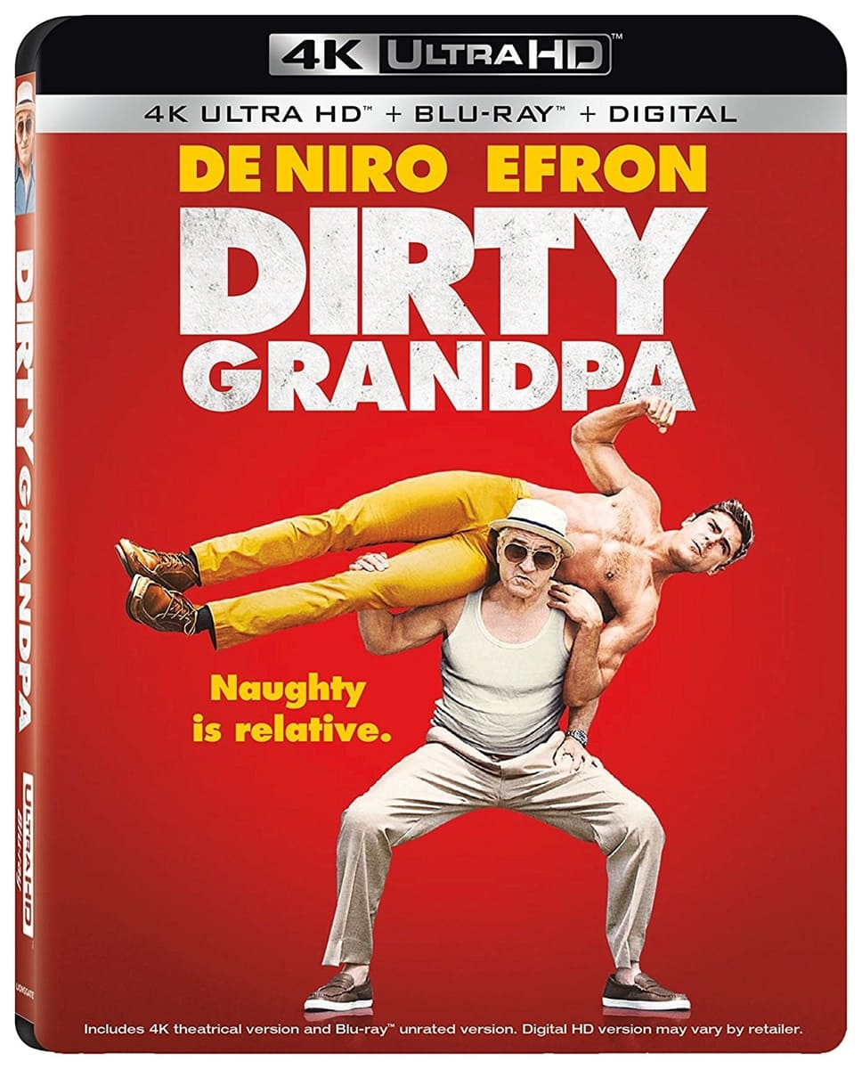 Dirty Grandpa 4K 2016