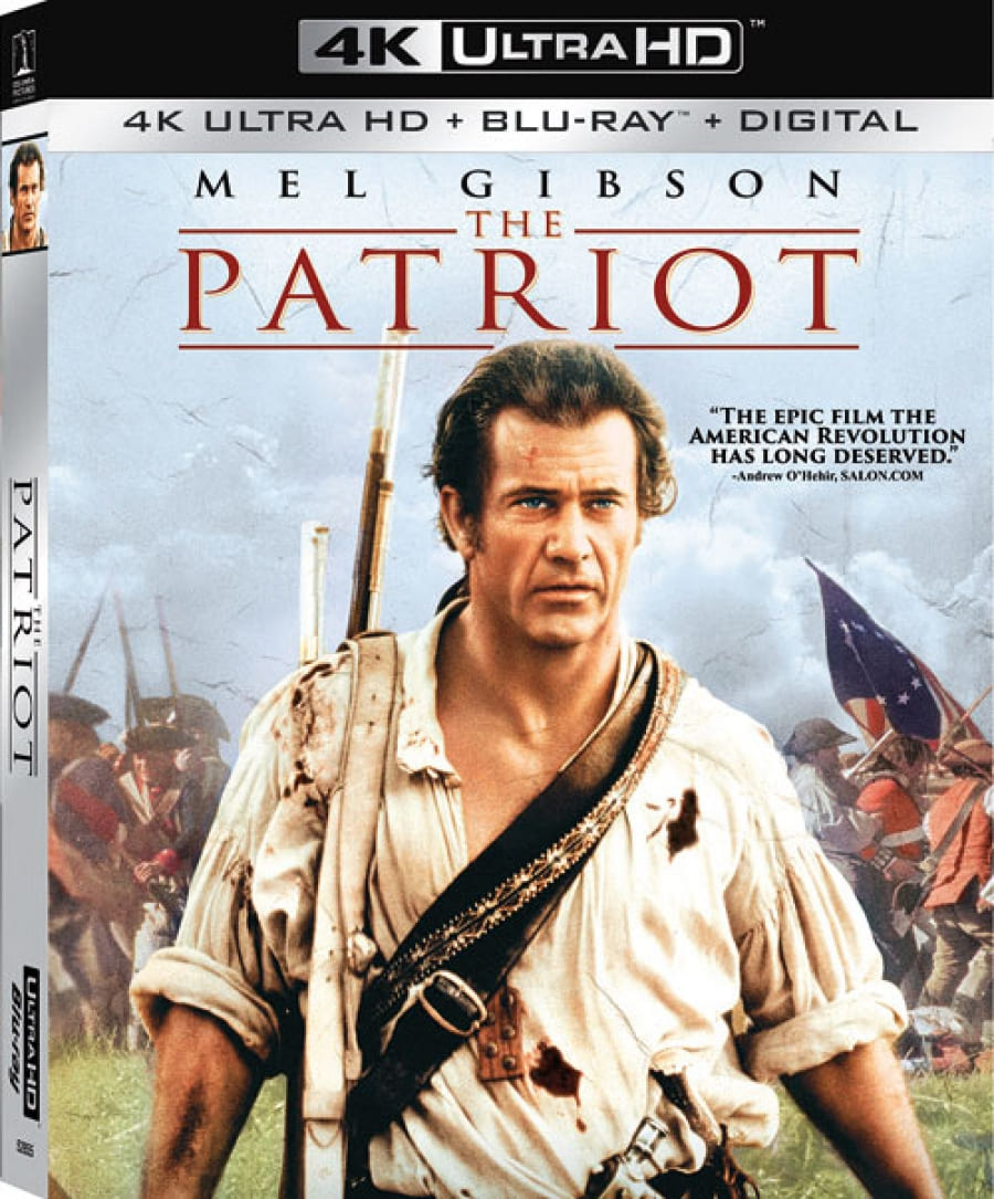 The Patriot 4K 2000 Ultra HD 2160p