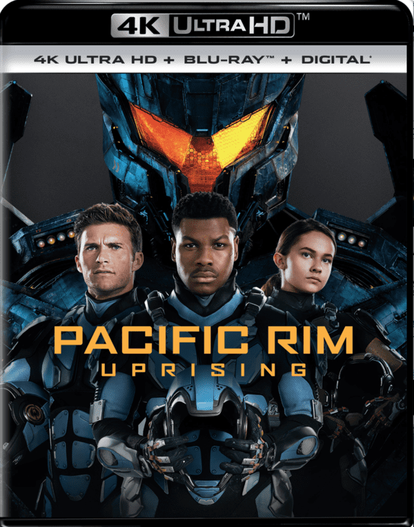 Pacific Rim: Uprising 4K 2018