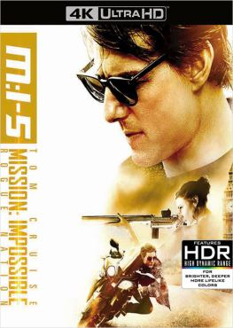 Mission: Impossible - Rogue Nation 4K 2015 Ultra HD 2160p