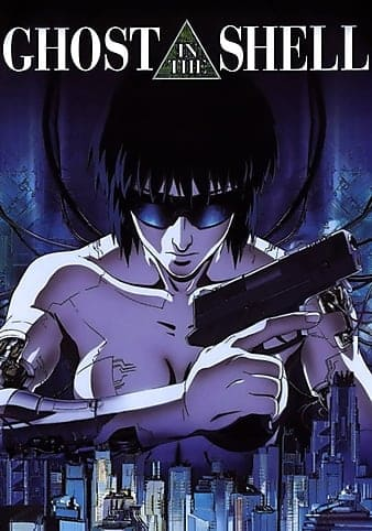 Ghost in the Shell 4K 1995 Ultra HD 2160p