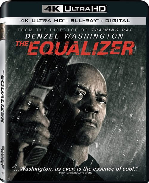The Equalizer 4K 2014 Ultra HD 2160p