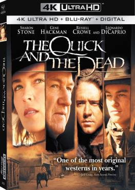 The Quick and the Dead 4K 1995 Ultra HD 2160p