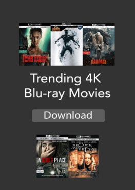 Trending 4K Blu-ray Movies for download | JULY 2018