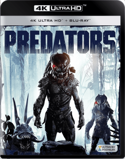 Predators 4K 2010 Ultra HD 2160p