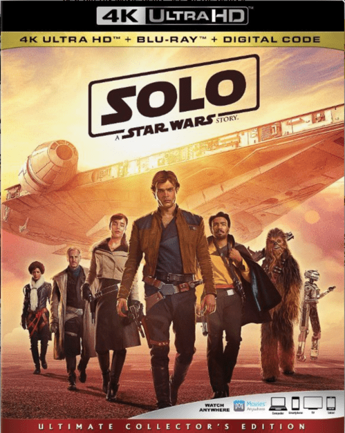 Solo: A Star Wars Story 4K 2018 Ultra HD 2160p » Download Movies 4K