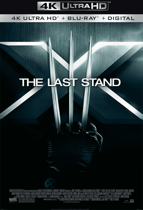 X-Men: The Last Stand 4K 2006